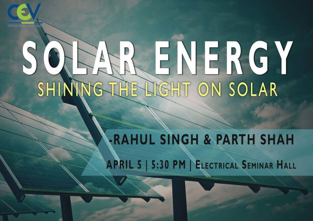 Solar Energy - Shining the light on solar