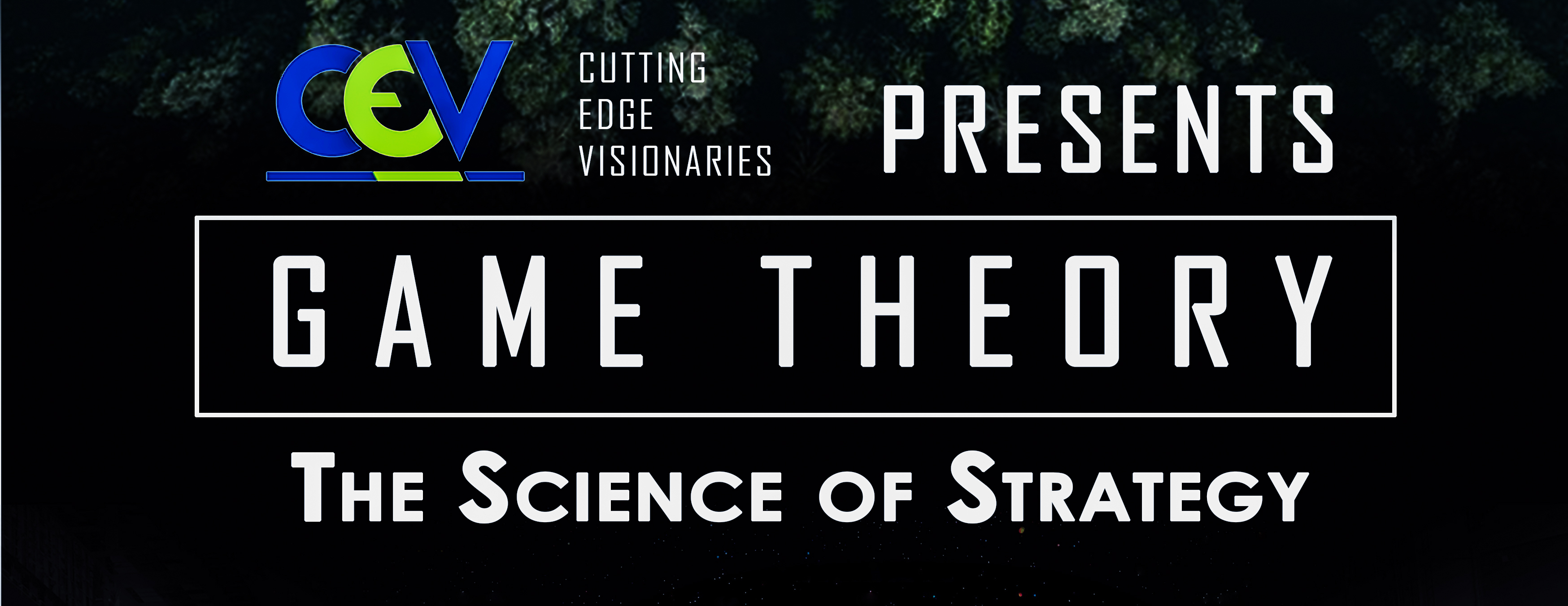 THE GAME THEORY : Science of Social Life