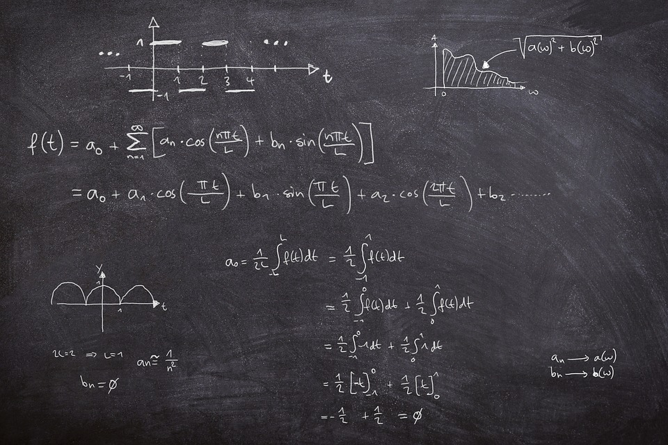 FOURIER SERIES: Expresssing the alphabets of Mathematics
