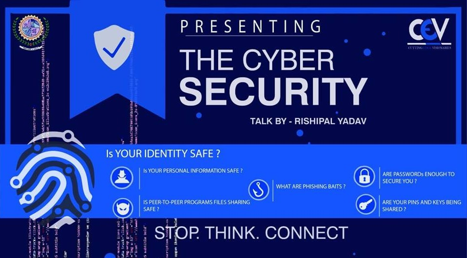 THE CYBER SECURITY : A Talk