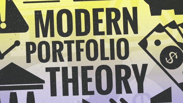 Modern Portfolio Theory – Markowitz Model