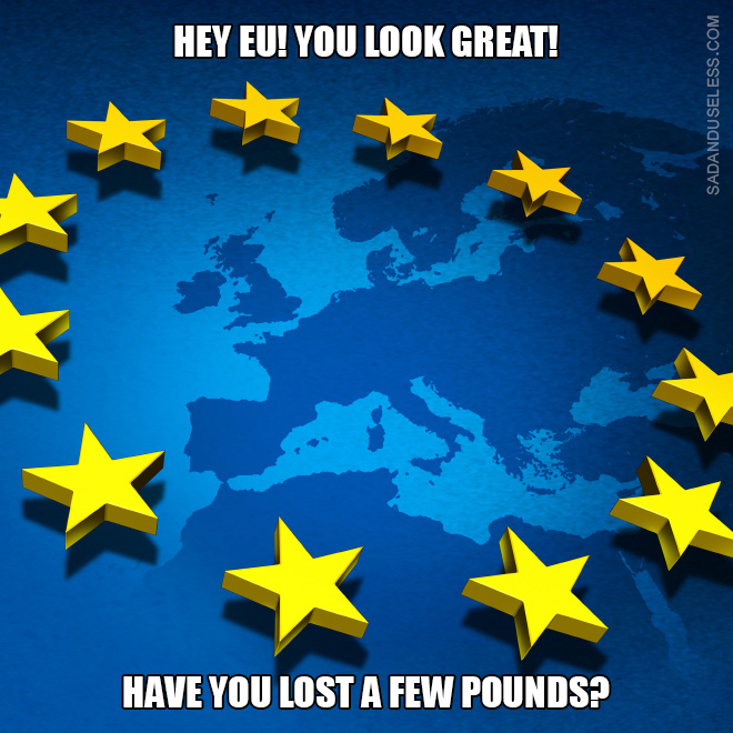 Brexit and The Pounds